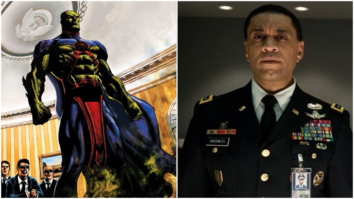 Justice League: Snyder Cut: Zack Snyder teases Martian Manhunter is coming