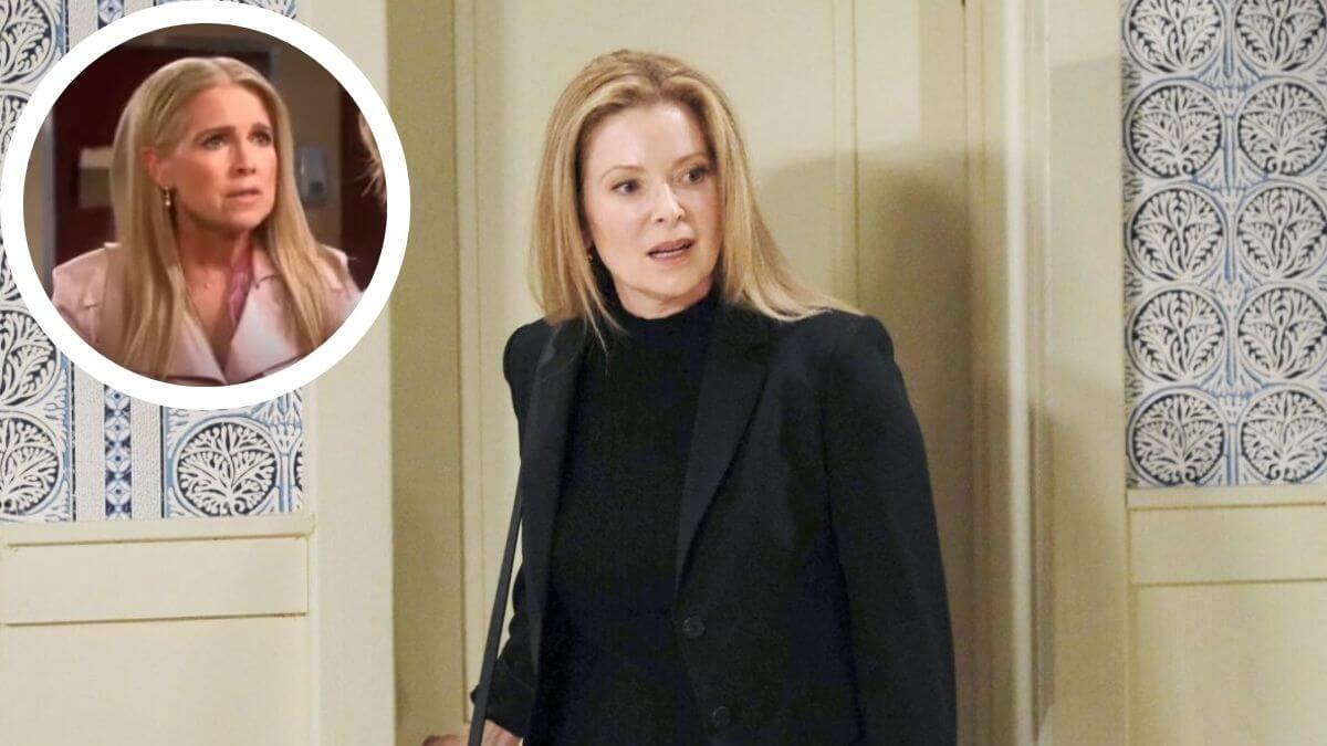 Days our Lives spoilers: Cady McClain out as Jennifer Horton.