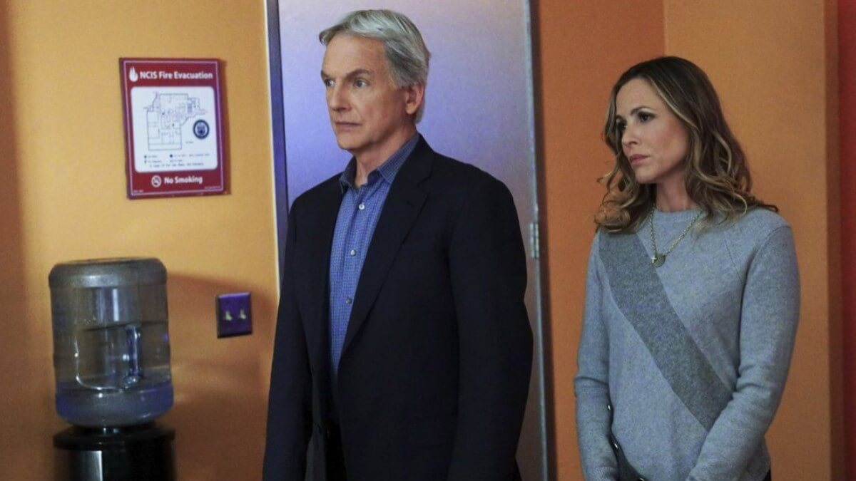 NCIS Gibbs And Sloane