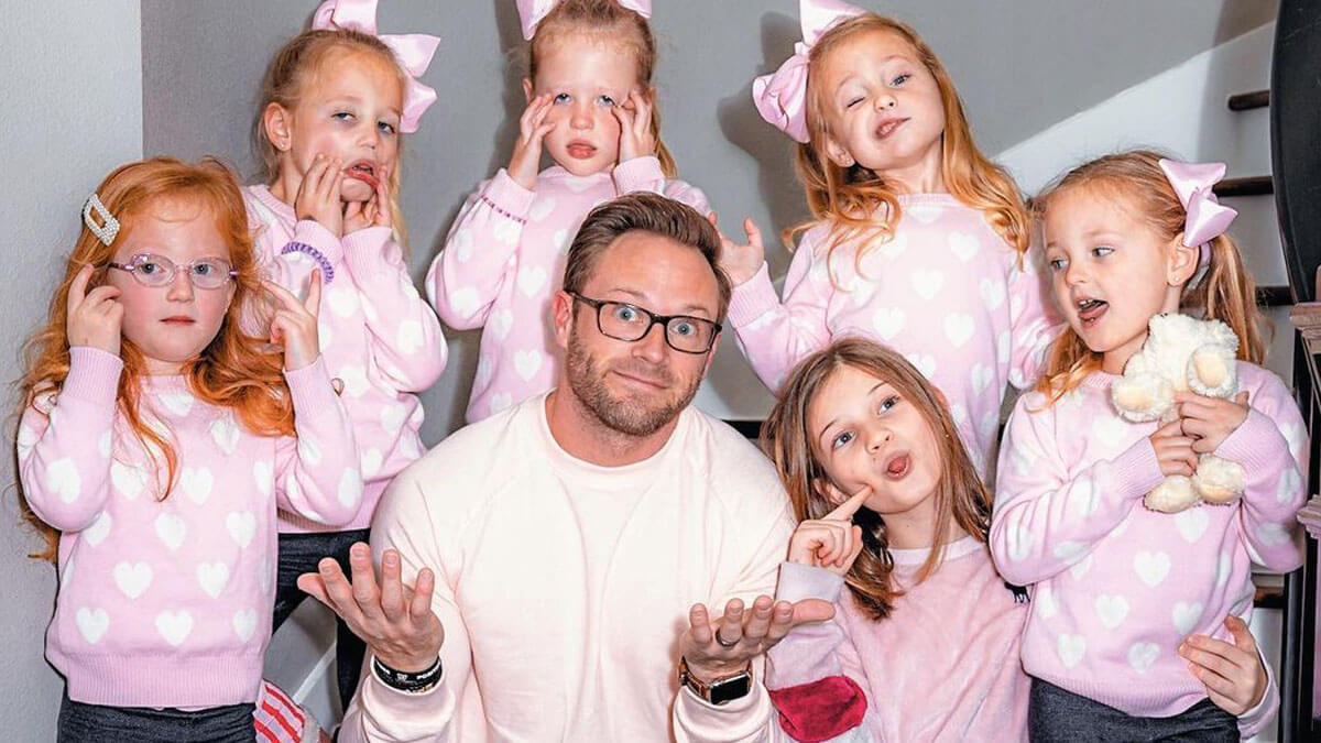 OutDaughtered: Adam Busby - Blayke - Riley - Parker - Hazel - Olivia - Ava