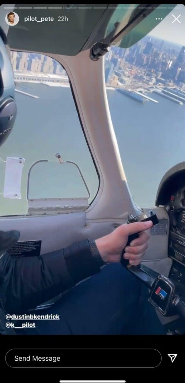 Peter plane