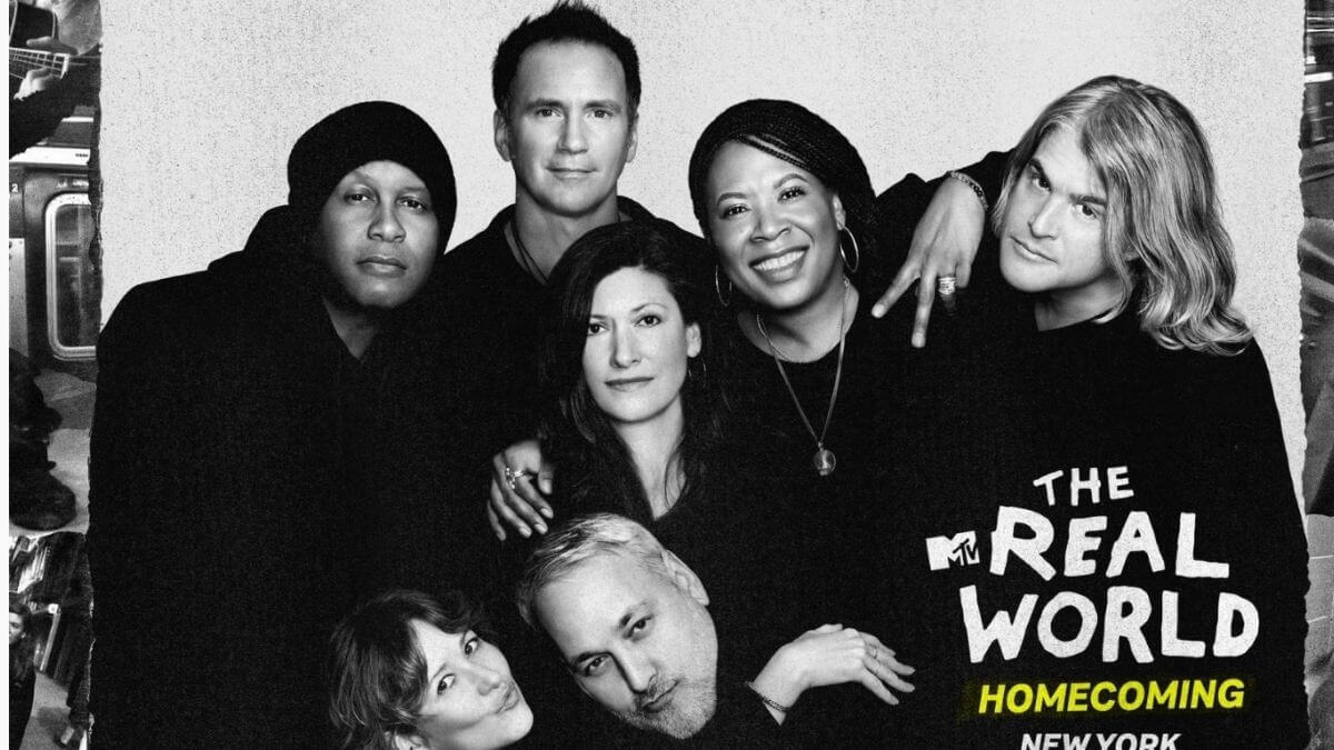 The Real World Homecoming: New York cast