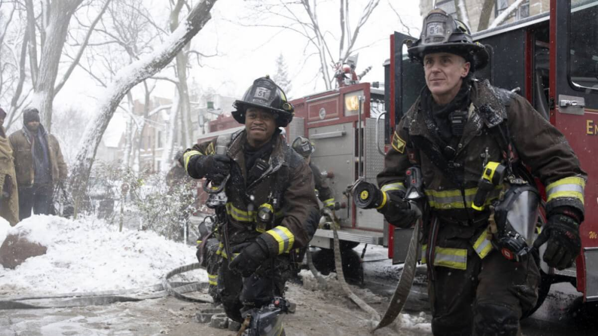 Ritter Chicago Fire