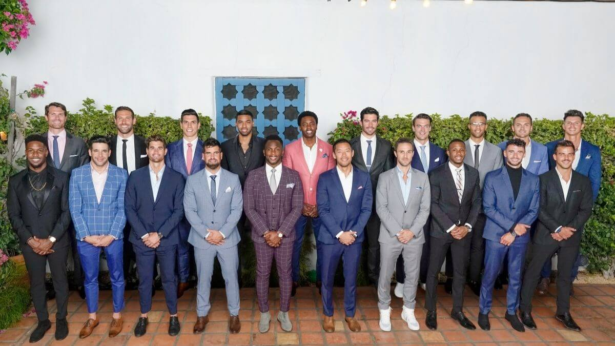 The Bachelorette guys