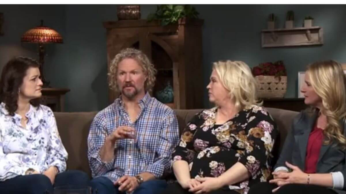 The Brown Family from Sister Wives (1)