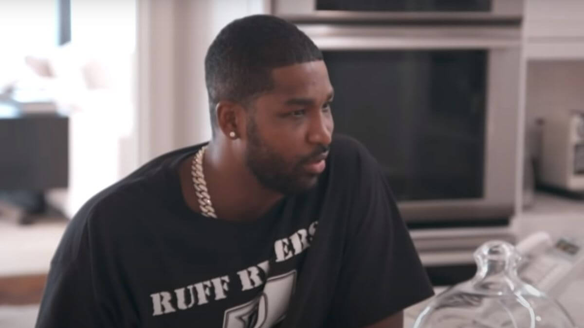 Tristan Thompson on KUWTK