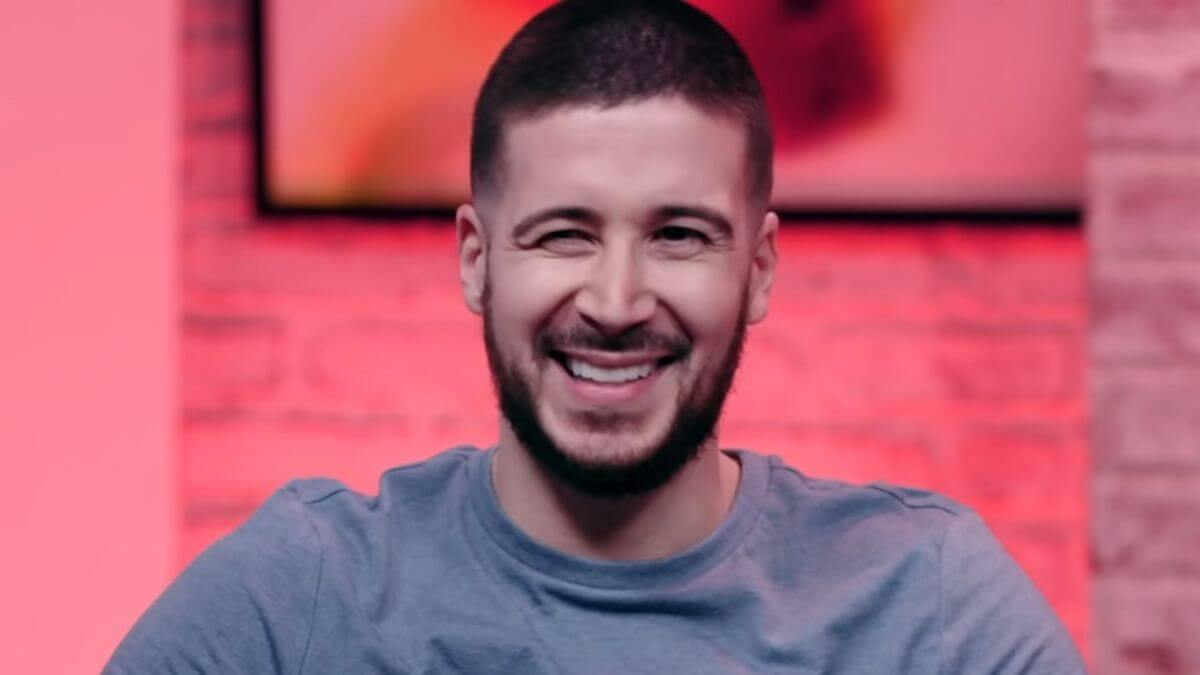 Vinny Guadagnino talks about his Jersey Shore hook ups alongside Pauly D