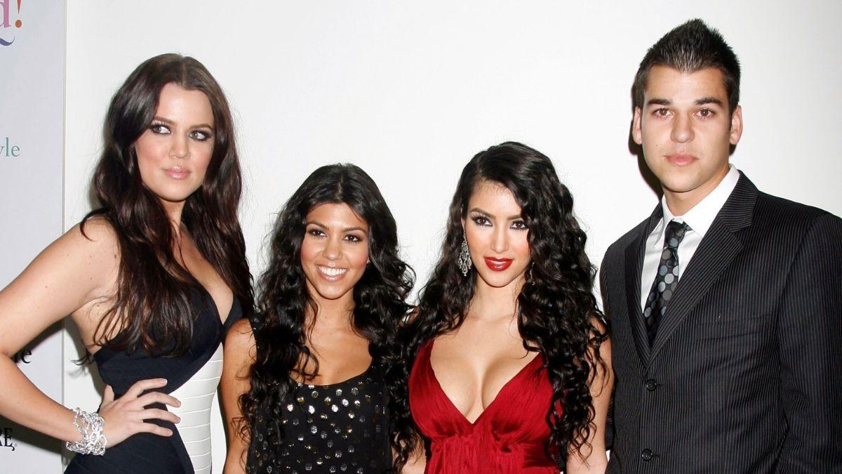 The Kardashian siblings