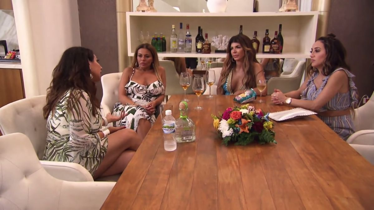 Which one of the New Jersey Housewives will bring the most drama in Season 11