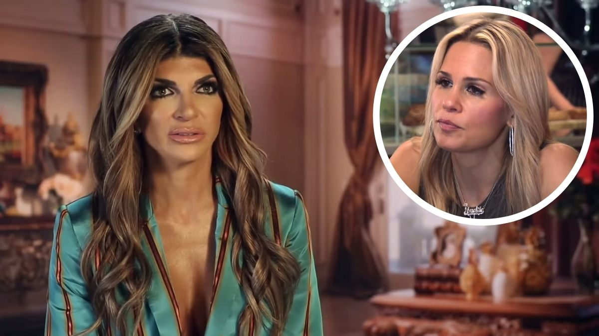 RHONJ star Jackie Goldschneider names Teresa Giudice as castmate most likely to leave after Season 11