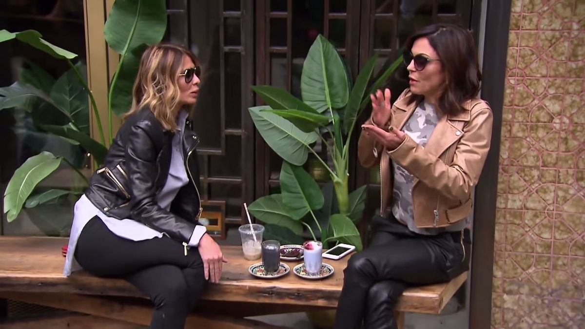 RHONY alum Carole Radziwill explains what led to the demise of her and Bethenny Frankel's friendship