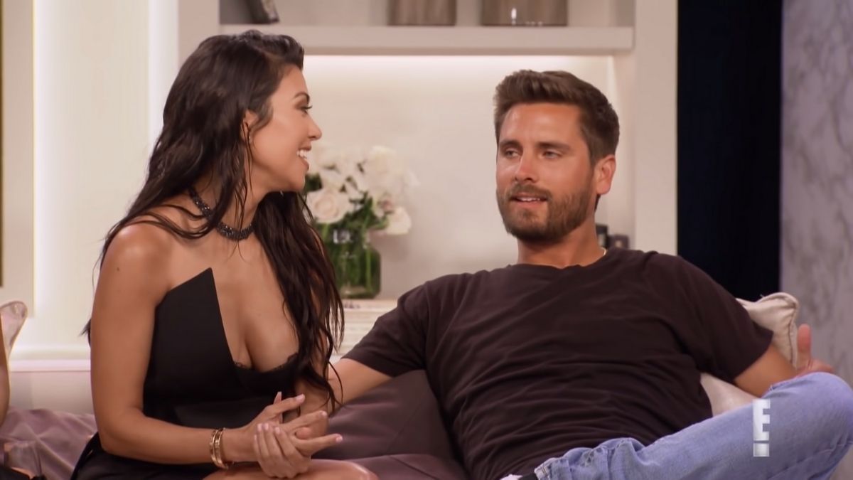 Scott Disick is reportedly okay with news that Kourtney Kardashian is dating Travis Barker
