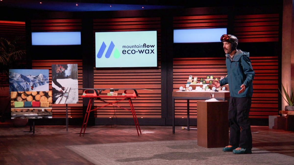 mountainFLOW will be featured on the latest episode of Shark Tank