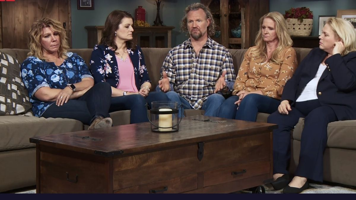 Kody Brown's wives are divided about staying together