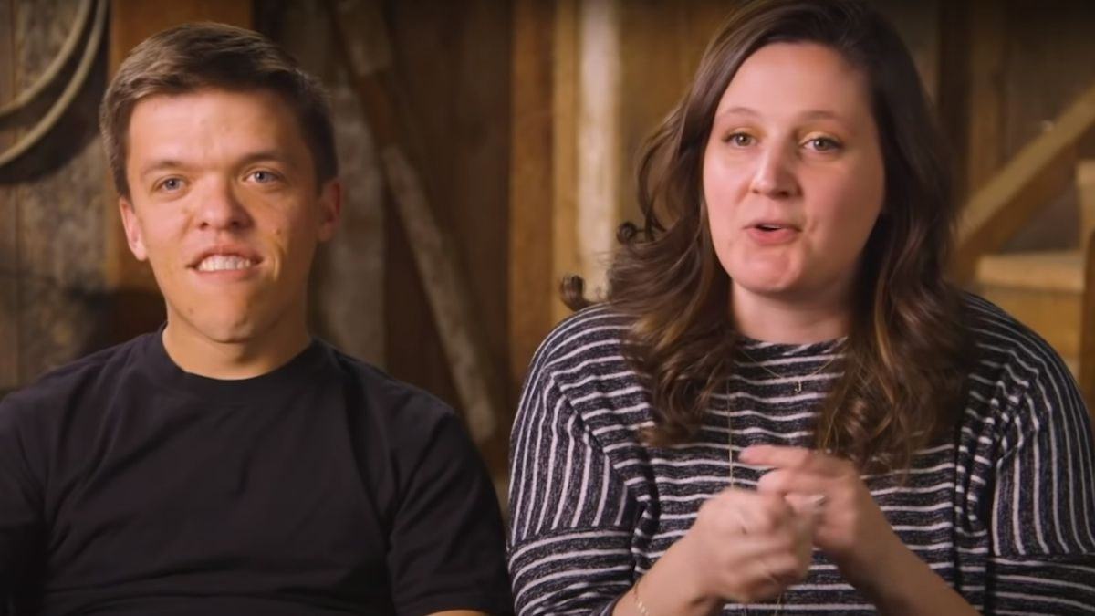 Zach and Tori Roloff of Little People Big World
