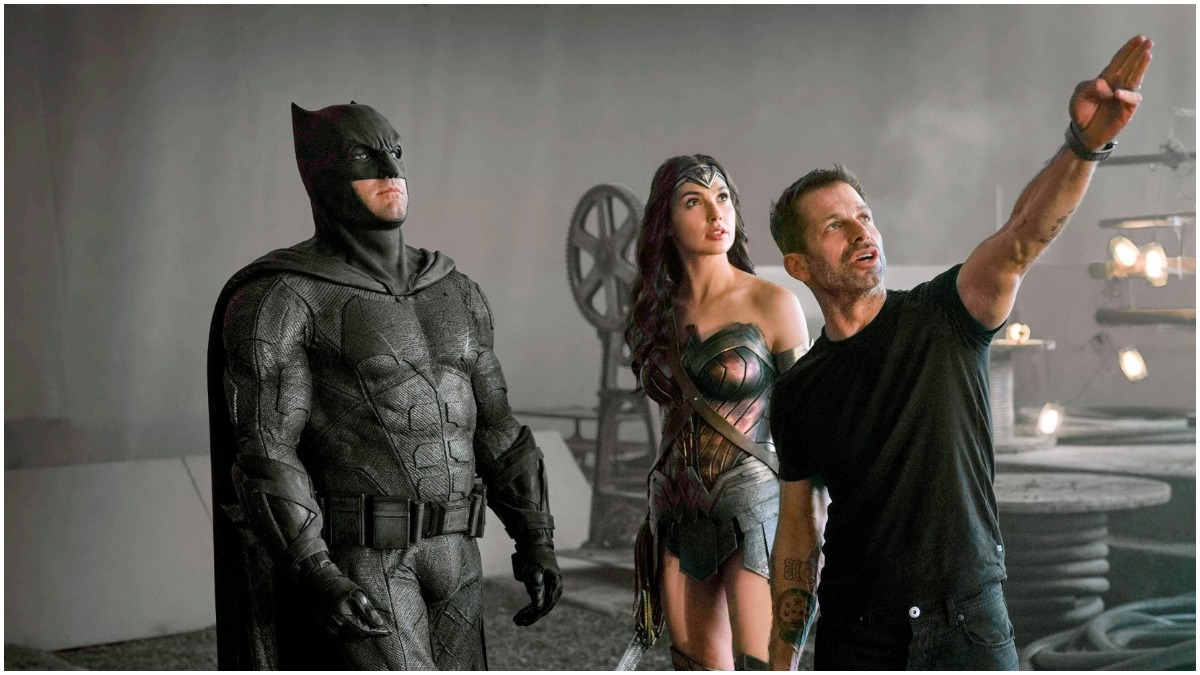 Zack Snyder says Justice League 2 would have been set in Knightmare timeline