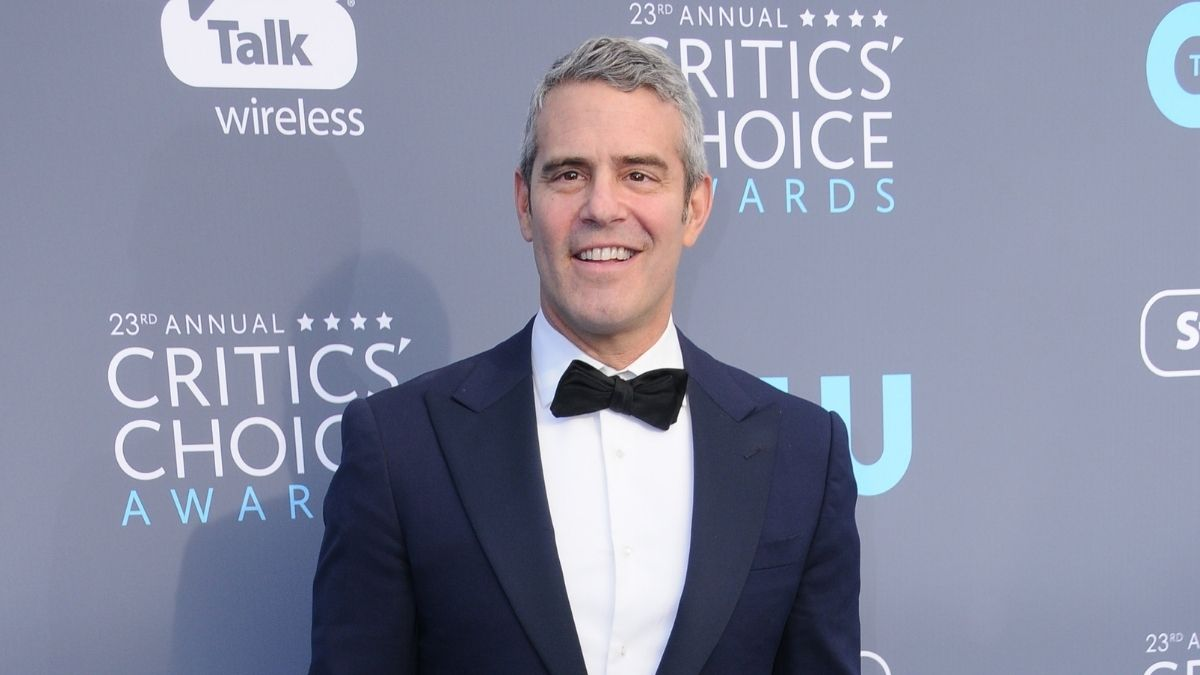 WWHL host Andy Cohen.