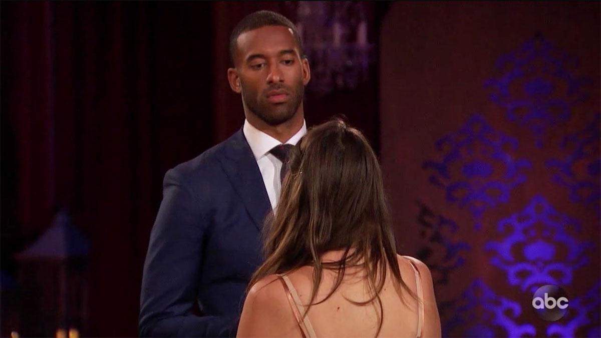 The Bachelor Matt James sends Victoria Larson home tonight