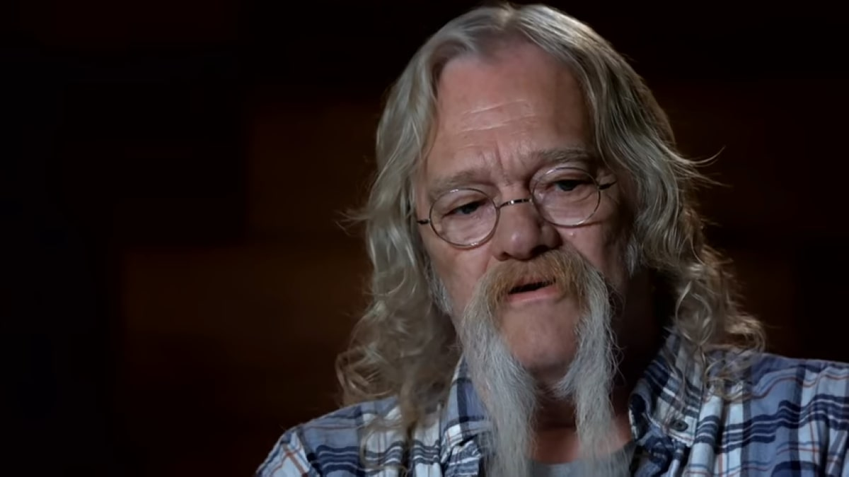 Alaskan Bush People patriarch Billy Brown.