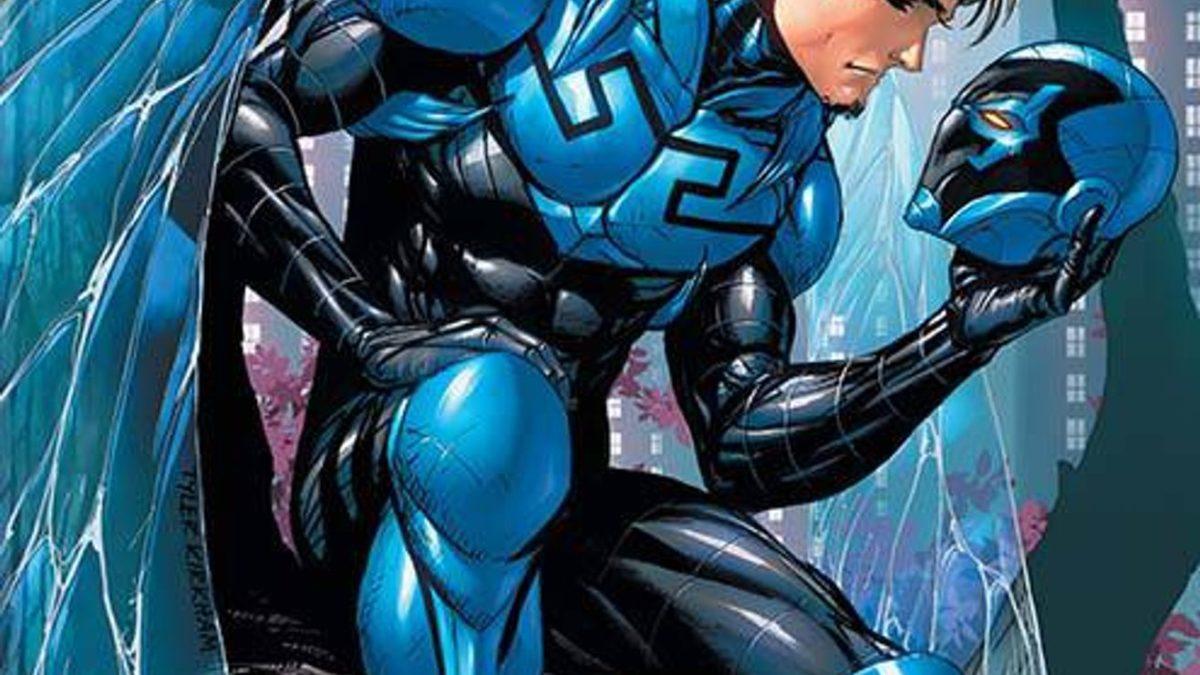 Blue Beetle comic book