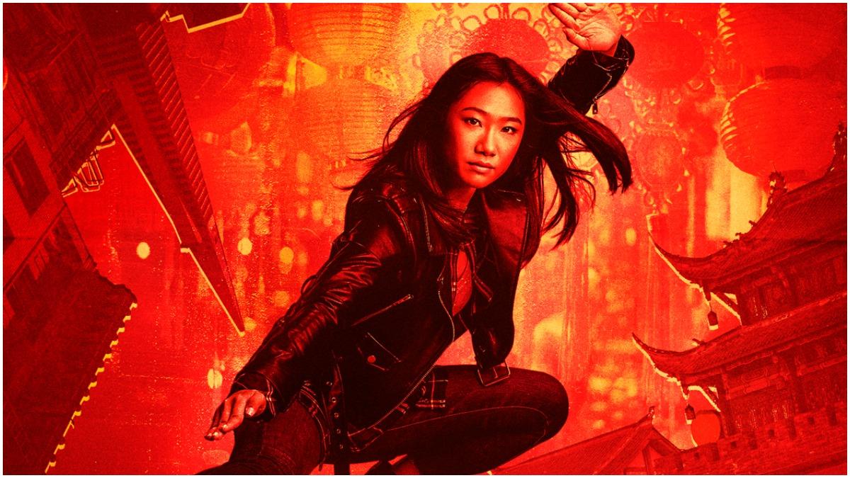 The CW's Kung Fu series stars Olivia Liang