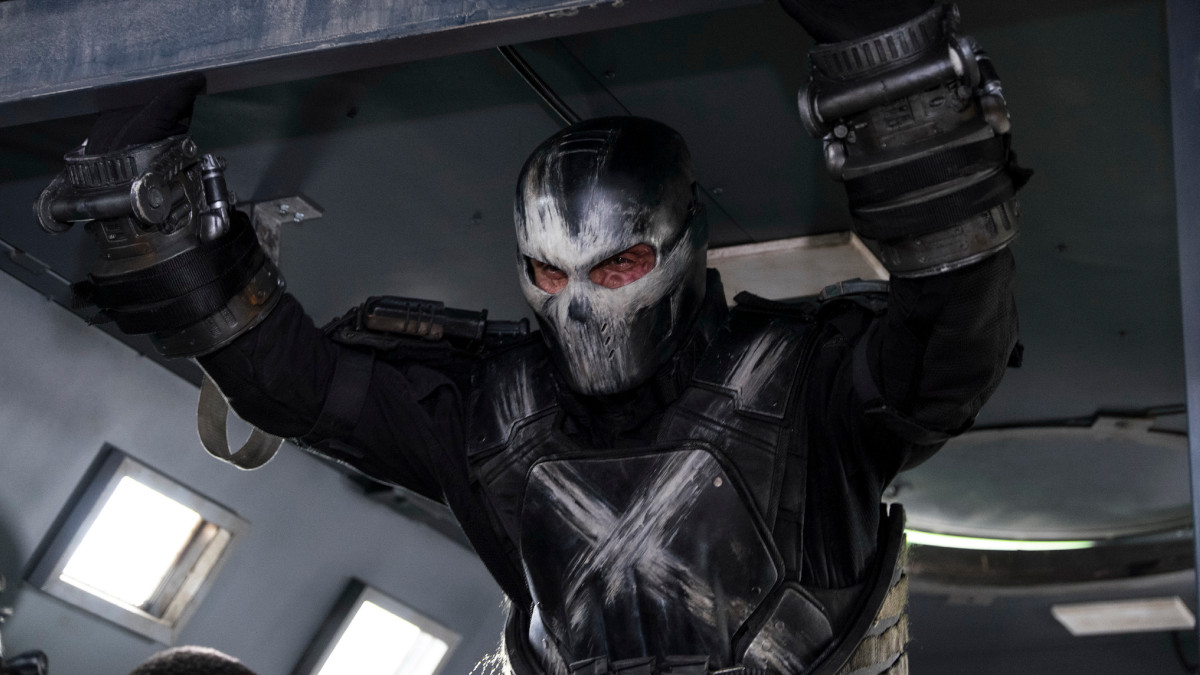 Crossbones not in MCU Crossbones.