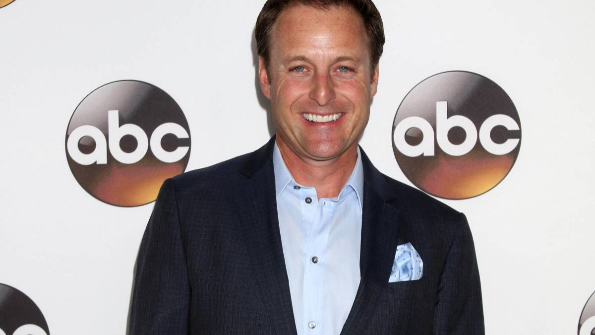 The Bachelor host Chris Harrison