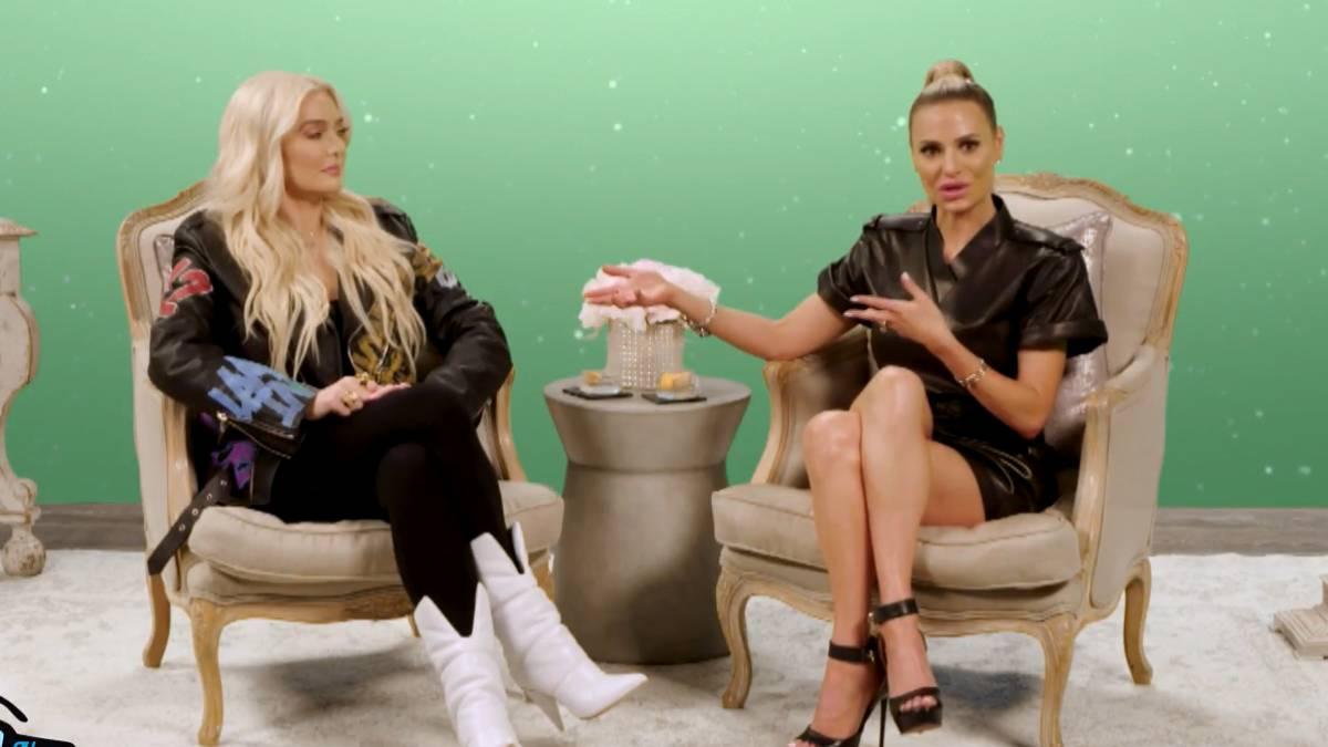 Dorit Kemsley publicly defends RHOBH costar Erika Jayne.