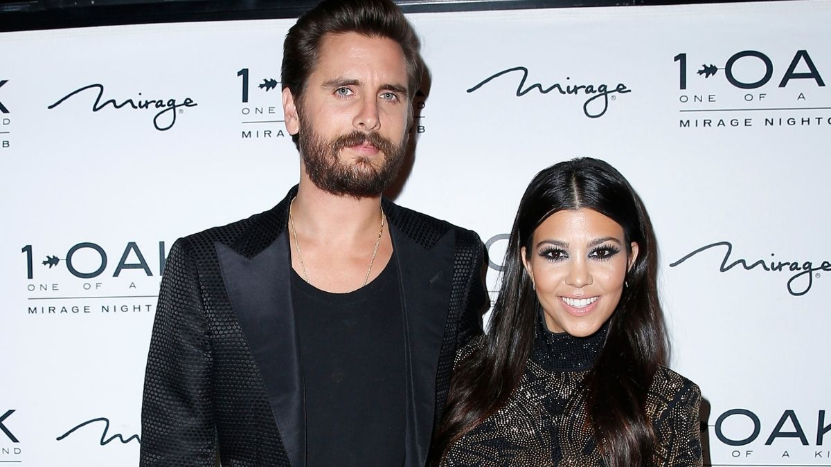 Scott Disick and Kourtney Kardashian of KUWTK