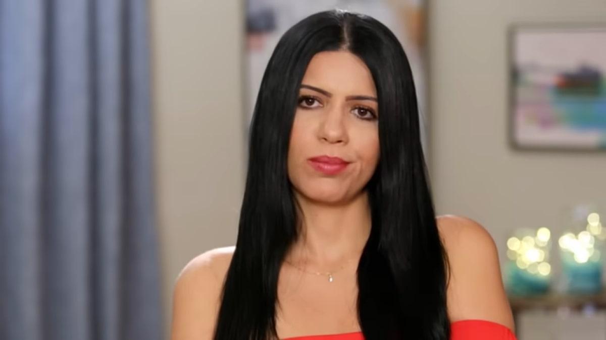 Former 90 Day Fiance star Larissa Lima.