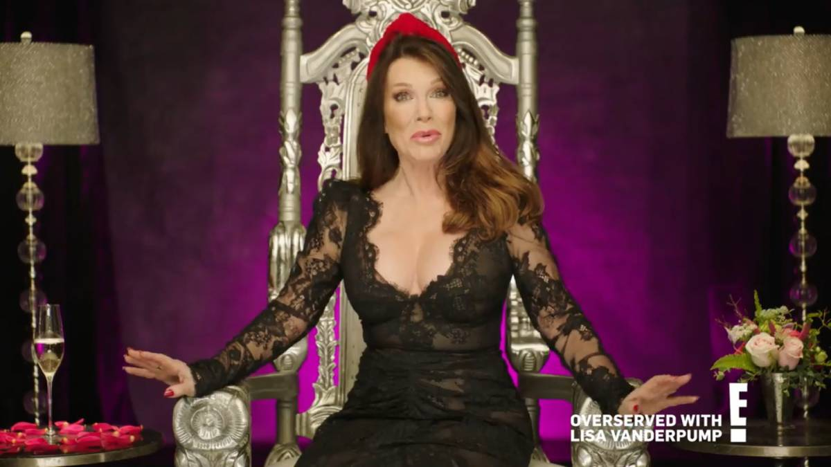 Lisa Vanderpump lands a new show on E!