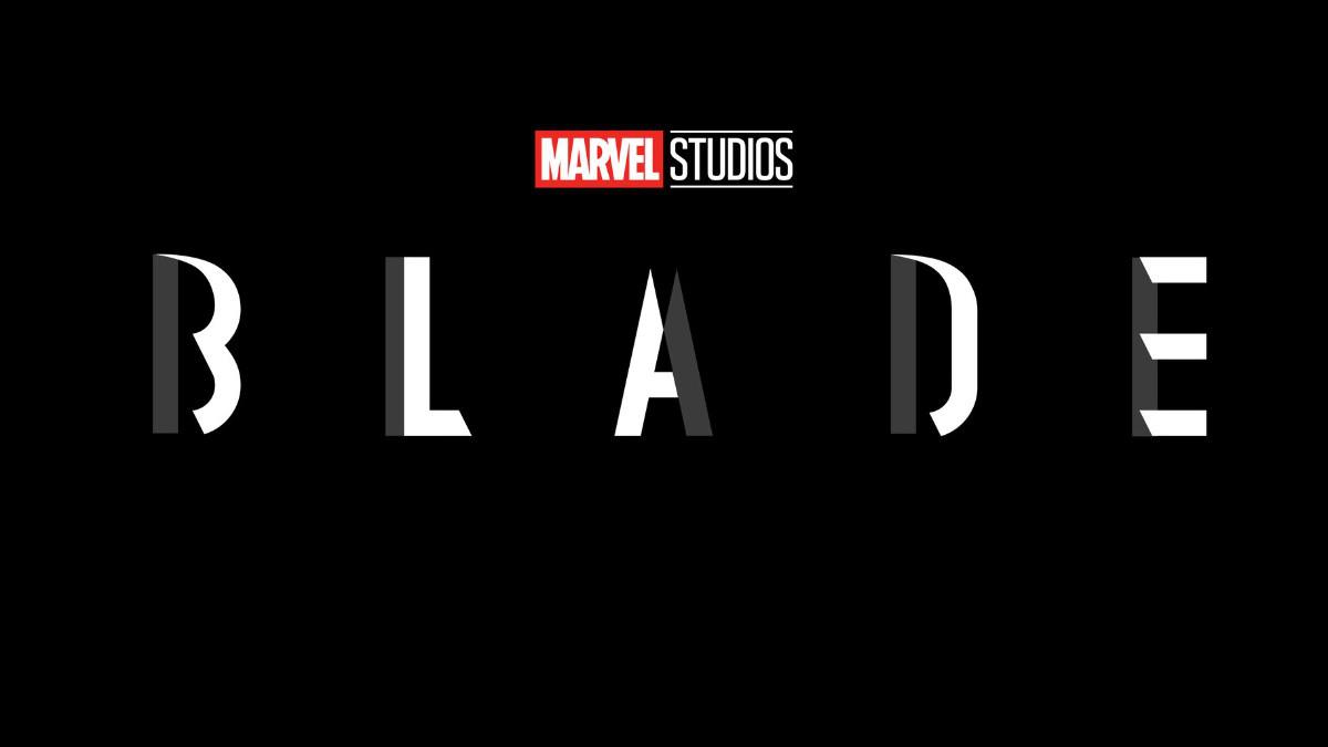 Marvel Studios' Blade writer confirmed title card.