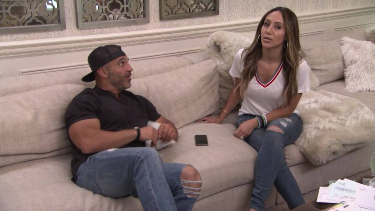 Melissa and Joe Gorga are struggling to salvage their marriage.