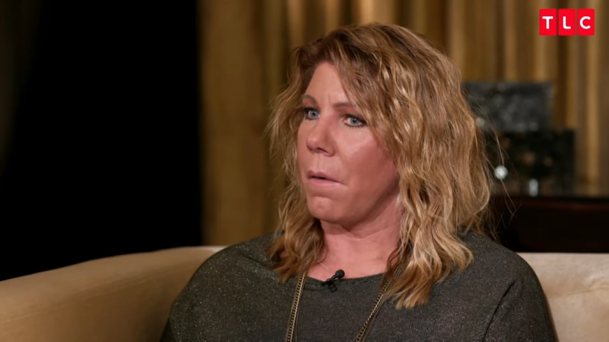 Sister Wives star Meri Brown.