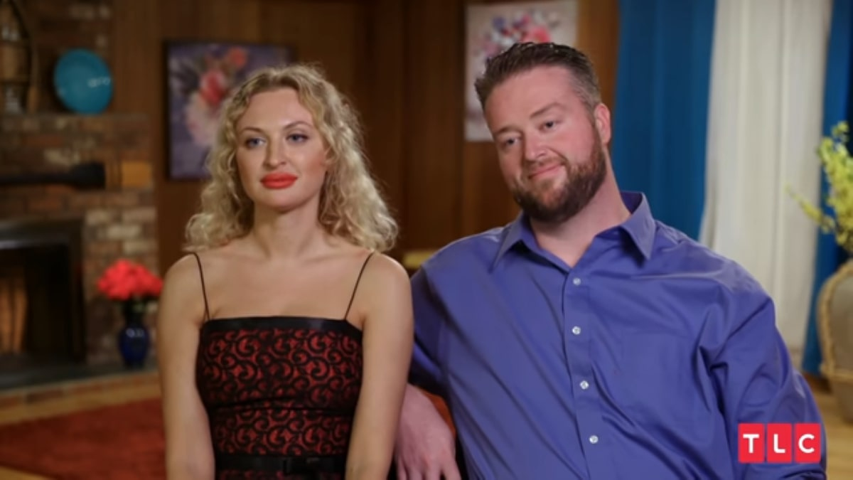 Mike and Natalie from 90 Day Fiance.