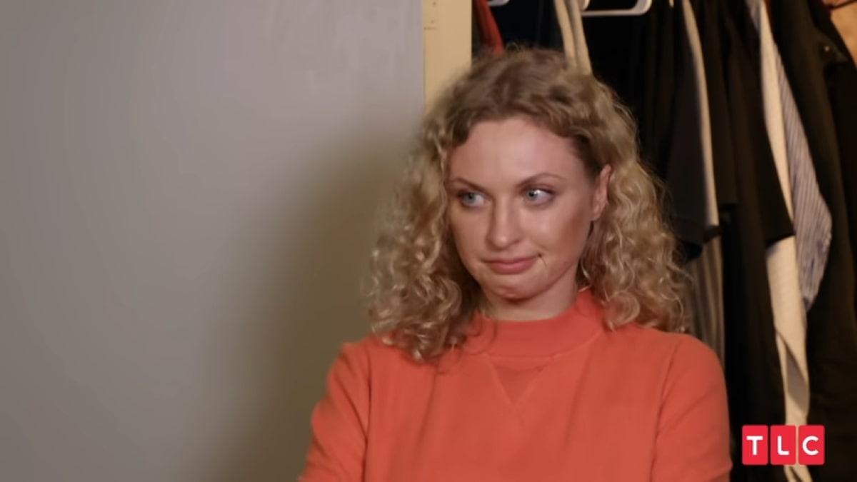 90 Day Fiance star Natalie Mordovtseva.