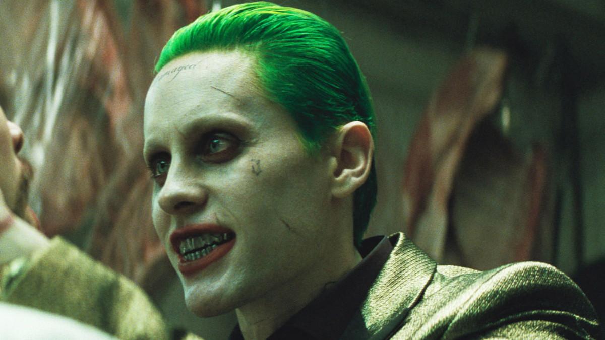 New Jared Leto Joker image HBO Suicide Squad.