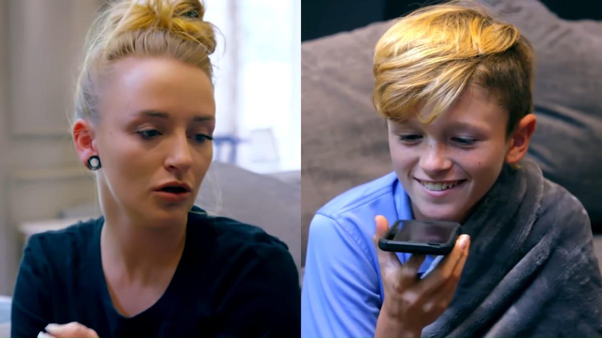 Maci and Bentley on Teen Mom OG