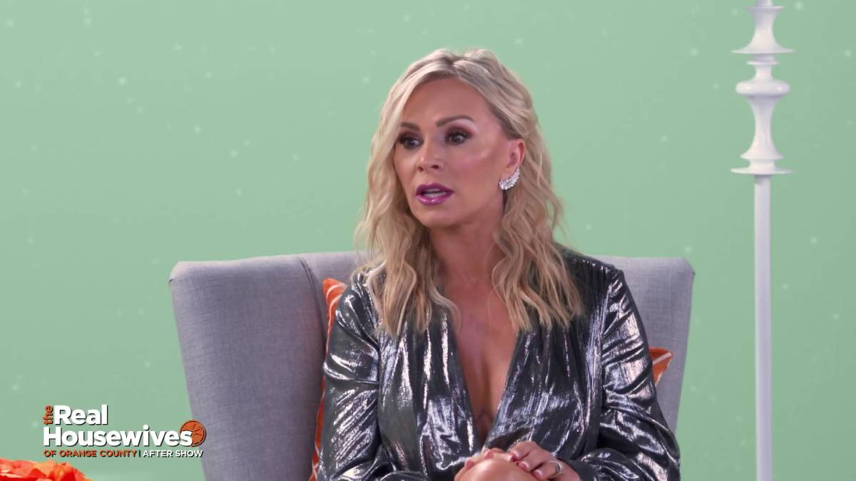 Tamra Judge explains what she thinks should happen to RHOC after a shaky Season 15.