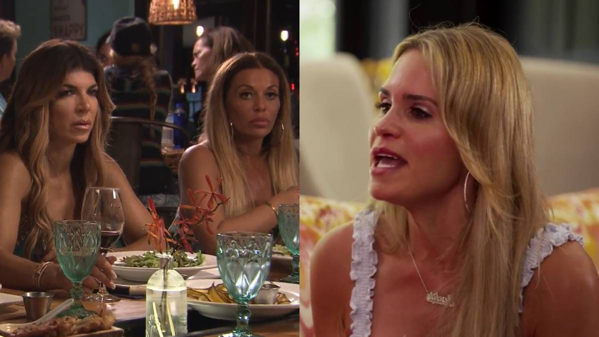 Dolores teases drama between Teresa and Jackie for RHONJ Season 11