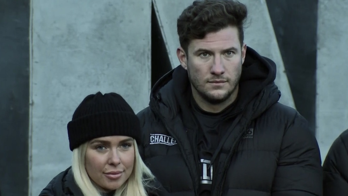 gabby allen and devin walker on the challenge double agents