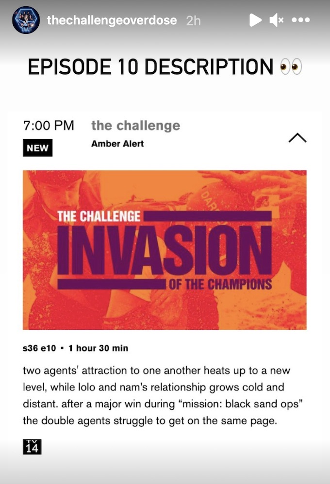 the challenge double agents episode 10 plot synopsis