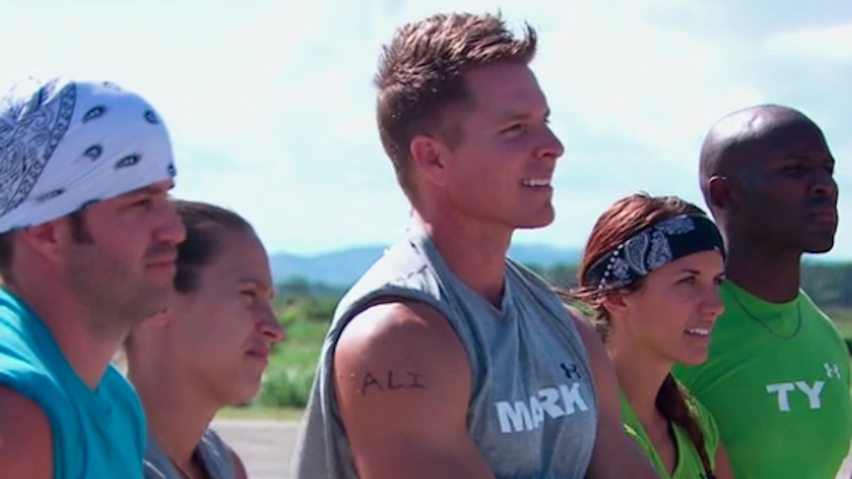the challenge ogs cast includes mark long