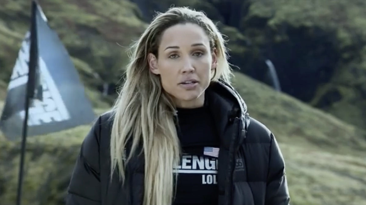 lolo jones on the challenge double agents episode 8