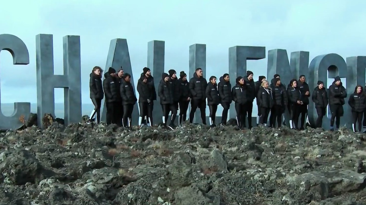 the challenge double agents cast members at a daily mission