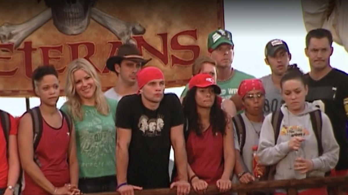 the challenge gauntlet 2 cast members