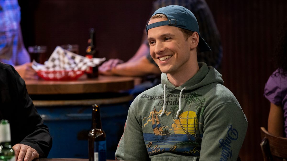 Freddie Stroma from The Crew