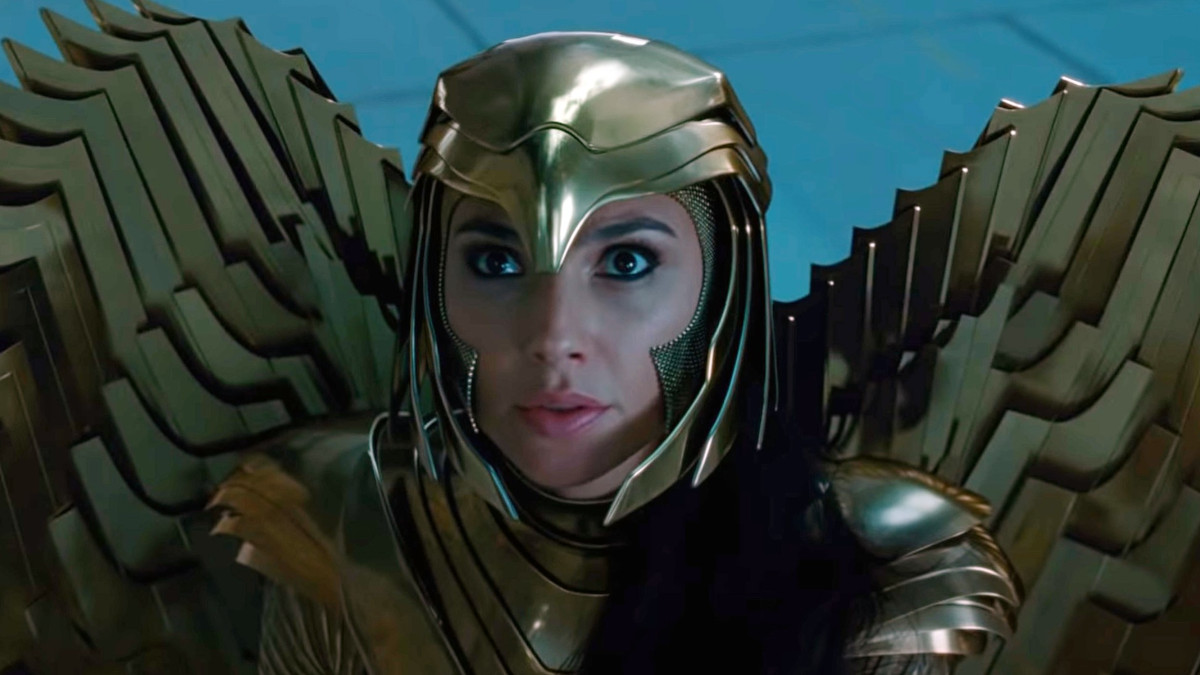 Wonder Woman 1984 home releases announced armor.