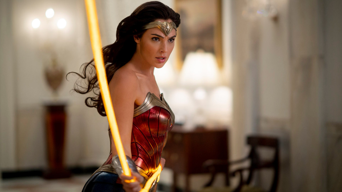 Wonder Woman 1984 home releases announced Lasso.