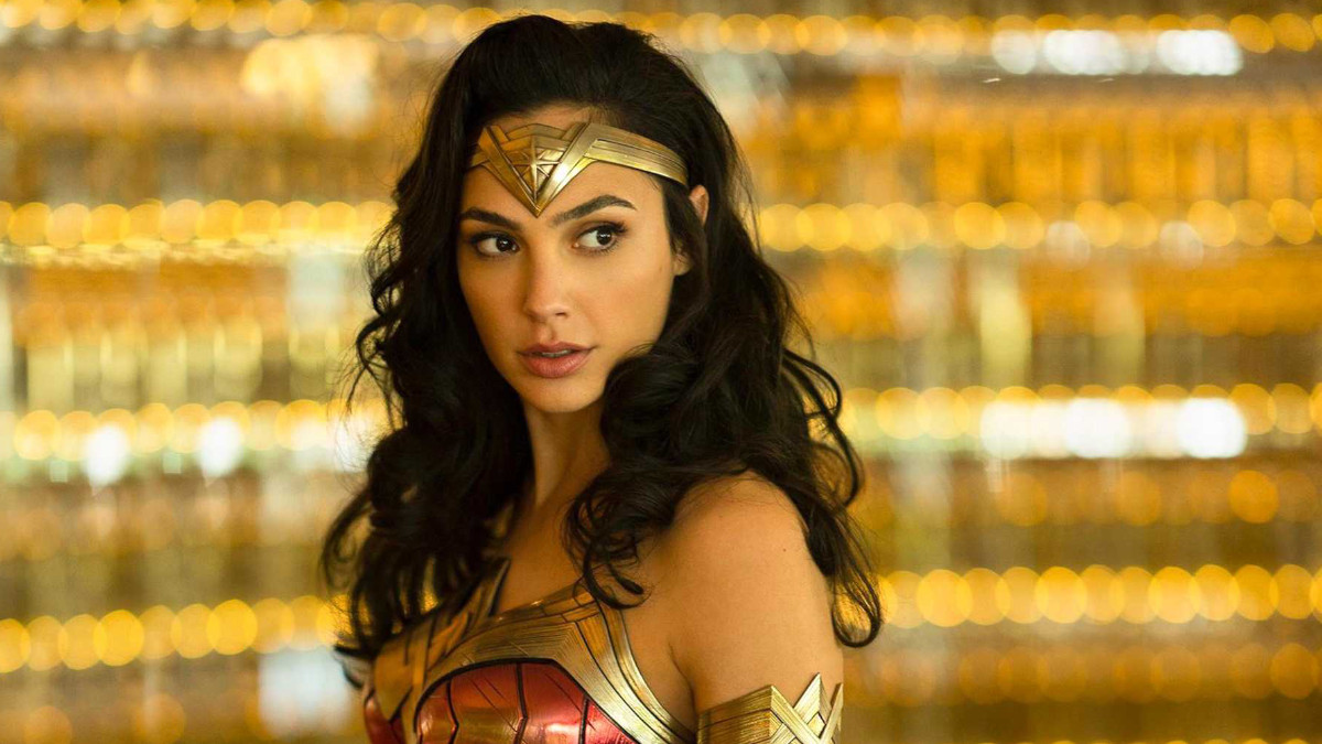 Wonder Woman 1984 home releases announced Gold.